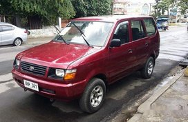 Selling Toyota Revo 1999 at 123000 km