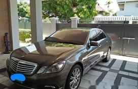 Mercedes-Benz E-Class 2010 Automatic Gasoline for sale