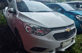 Sell White 2016 Chevrolet Sail at 12000 km