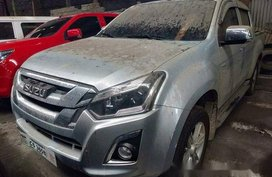 Sell Silver 2017 Isuzu D-Max in Makati
