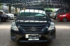 Selling Black Nissan Almera 2018 in Pasig