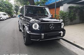 Brand New 2020 Mercedes-Benz G63 AMG Automatic Gasoline for sale