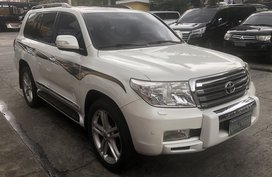 Selling White 2012 Toyota Land Cruiser Automatic Diesel