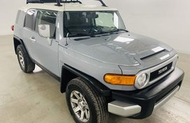 Brand New Toyota Fj Cruiser 2018 for sale in Quezon City