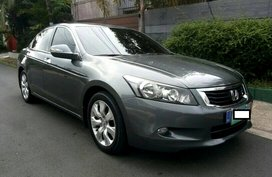 Sell Used 2009 Honda Accord at 64000 km in Quezon City