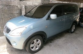 Blue 2009 Mitsubishi Fuzion Automatic Transmission for sale in Makati
