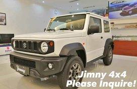 All New Suzuki Jimny 4x4 MT Grip Pro for sale in Manila
