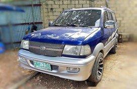 Sell Blue 2002 Toyota Revo Manual Gasoline at 80000 km