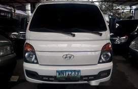 Sell White 2013 Hyundai H-100 in Quezon City