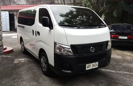 Selling White Nissan Urvan 2015 at 12501 km in Taguig
