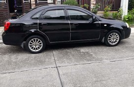 Sell Black 2005 Chevrolet Optra Automatic Gasoline in Santa Rosa