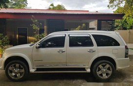 White Isuzu Alterra 2014 for sale in Dipolog