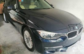Sell Blue 2019 Bmw 320D Automatic Diesel at 29000 km