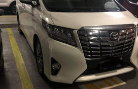 Used Toyota Alphard 2016 Automatic Gasoline for sale