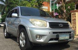 2004 Toyota Rav4 for sale in Calamba