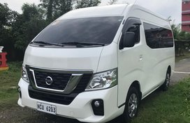 Nissan Urvan 2018 for sale in Las Pinas