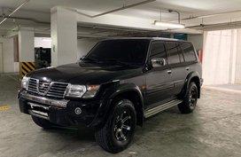 Selling Used Nissan Patrol 2003 Automatic Gasoline
