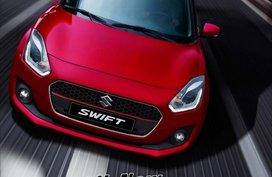 Red 2019 Suzuki Swift Hatchback for sale in Metro Manila