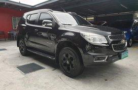 Black Chevrolet Trailblazer 2013 Automatic Diesel for sale