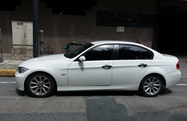 White Bmw 320I 2005 Automatic Gasoline for sale