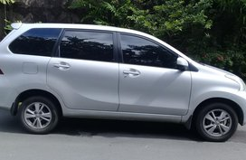 Silver 2014 Toyota Avanza at 41000 km for sale