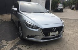 Silver 2019 Mazda 3 Sedan for sale in Cebu