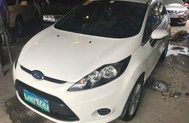 White 2013 Ford Fiesta for sale in Cebu