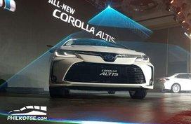 Toyota updates 200,000 km/5 year warranty for Toyota Corolla Altis Hybrid 2020 batteries