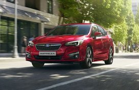 Subaru Impreza 2020 out now, not yet STI or all-new WRX