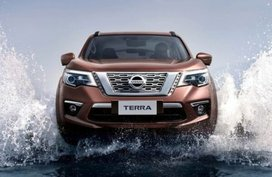 Nissan Terra 2019 adjustment and the price updates