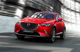 Lone variant of the Mazda CX-3 2020 priced at Php 1.3 Million
