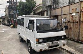 Selling White Mitsubishi L300 1994 Van in San Juan
