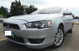 Used 2010 Mitsubishi Lancer Ex for sale in Quezon City