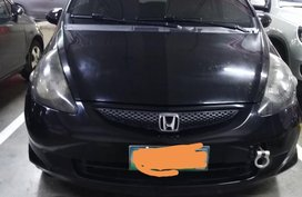 Selling Black Honda Jazz 2007 Automatic in Cavite