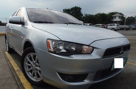 Sell Silver 2010 Mitsubishi Lancer Ex in Quezon City