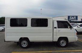 White 2015 Mitsubishi L300 for sale in Quezon City