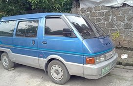 Selling Used Nissan Vanette 1994 Manual Gasoline