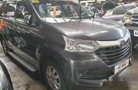 Sell Grey 2016 Toyota Avanza at 18400 km