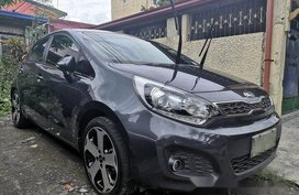 Selling Kia Rio 2013 at 57000 km