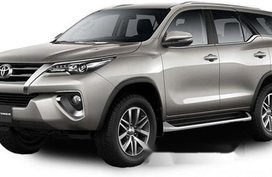 Selling Toyota Fortuner 2019 Automatic Diesel