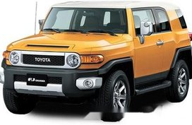 2019 Toyota Fj Cruiser for sale in Plaridel