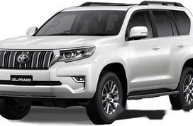 Toyota Land Cruiser Prado 2019 Manual Diesel for sale