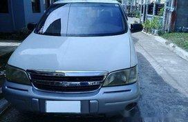 Selling White Chevrolet Venture 2003 Automatic Gasoline