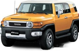 Toyota Fj Cruiser 2019 Automatic Gasoline for sale