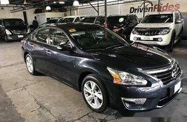Selling Black Nissan Altima 2015 Automatic Gasoline in Quezon City