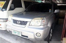 Selling Silver Nissan X-Trail 2004 Automatic Gasoline