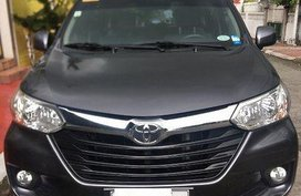 Selling Grey Toyota Avanza 2016 at 21000 km