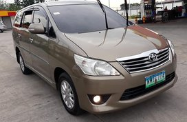 Sell Used 2013 Toyota Innova at 78000 km in Batad