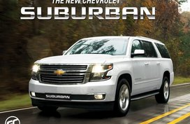 Sell Brand New 2019 Chevrolet Suburban in Makati