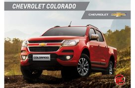 Selling Brand New Chevrolet Colorado 2019 Truck in Metro Manila